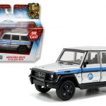 Mercedes G Class 4×4 Jurassic World Movie 1/43 Diecast Model Car by Jada