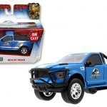 Jurassic World Movie Rescue Truck 1/43 Diecast Model Car by Jada