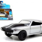 Romans Chevrolet Camaro Z/28 Fast & Furious 7 Movie 1/32 Diecast Model Car by Jada