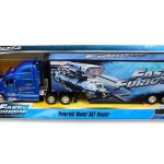 Peterbilt 387 Fast & Furious Movie Trailer 1/32 Model by Jada
