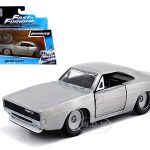 Doms Dodge Charger R/T Bare Metal Fast & Furious 7 Movie 1/32 Diecast Model Car by Jada