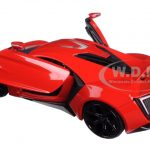 Lykan Hypersport Fast & Furious 7 Movie 1/24 Diecast Model Car by Jada