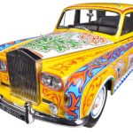 1964 Rolls Royce Phantom V John Lennon 1/18 Diecast Car Model by Paragon