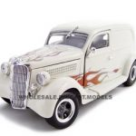 1935 Ford Sedan Delivery Cream 1/24 Diecast Car by Unique Replicas