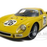 1965 Ferrari 250 LM #26 Elite Edition Team Georges Marquet Dumay/Gosselin 1/18 Diecast Car Model by Hotwheels