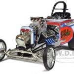 Di Matteo Bros Brothers Bantam Vintage NHRA Fuel Altered 1/18 Diecast Model Car by Acme