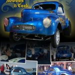1941 Willys Gasser Stone Woods & Cook Limited Edition to 2500pcs 1/18 Diecast Model Car by Acme