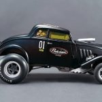 Pork Chops 1933 Willys Gasser Jailbreak Limited Edition to 960pcs 1/18 Diecast Car Model by Acme