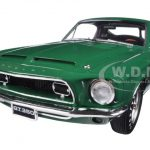 1968 Ford Shelby Mustang GT 350 WT Color Code 7081 WT #5 Limited Edition to 438pcs 1/18 Diecast Model Car by Acme