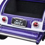 1932 Ford 5 Five Window Coupe Purple Release #4 Grand National Deuce Series Limited to 996pc. 1/18 Diecast Car Model by Acme