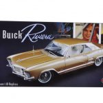 1964 Buick Riviera Bronze Mist Limited Edition 702pcs 1/18 Diecast Model Car by Acme