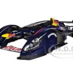 Red Bull X2010 Sebastian Vettel 1/18 Diecast Car Model by Autoart