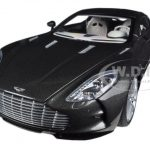 Aston Martin One 77 Spirit Grey 1/18 Diecast Car Model by Autoart