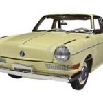 BMW 700 Sport Coupe Cream 1/18 Diecast Car Model by Autoart