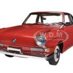 BMW 700 Sport Coupe Spanish Red 1/18 Diecast Car Model by Autoart