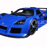Gumpert Apollo S Blue 1/18 Diecast Model Car by Autoart