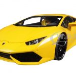 Lamborghini Huracan LP610-4 Giallo Midas Pearl Effect/Yellow Pearl 1/18 Model Car by Autoart