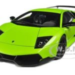 Lamborghini Murcielago LP670-4 SV Super Veloce Ithaca Green 1/18 Diecast Model Car by Autoart
