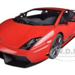 Lamborghini Gallardo LP570-4 Superleggera Red 1/18 Diecast Car Model by Autoart