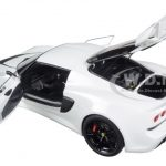 Lotus Exige S White 1/18 Model Car by AutoArt