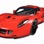 Hennessey Venom GT Red 1/18 Diecast Model Car by Autoart