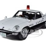 Mazda Cosmo Sport Japanese Police Car 1/18 Diecast Car Model by Autoart