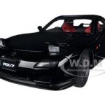 Mazda RX-7(FD) Spirit R Type A Brilliant Black 1/18 Diecast Car Model by Autoart
