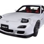 Mazda RX-7(FD) Spirit R Type A Pure White 1/18 Diecast Car Model by Autoart