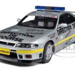 Nissan Skyline GT-R (R33) 1997 Lemans Pace Car 1/18 Diecast Model Car by Autoart