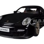 Porsche 911 (997) GT2 RS Black 1/18 Diecast Car Model by Autoart