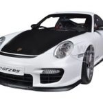 Porsche 911 (997) GT2 RS White 1/18 Diecast Car Model by Autoart