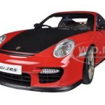 Porsche 911 (997) GT2 RS Red 1/18 Diecast Car Model by Autoart