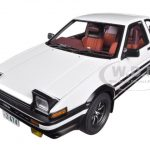 Toyota Sprinter Trueno (AE86) New Animation Film Initial D Legend 1 1/18 Diecast Car Model by Autoart