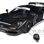Mclaren F1 Stealth Model Gran Turismo GT5 1/18 Diecast Model Car by Autoart