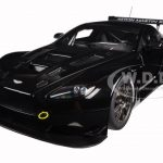 2013 Aston Martin Vantage V12 GT3 Black 1/18 Model Car by Autoart