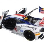 Mclaren 12C GT3 Red Bull S.Loeb/A.Parente #9 1/18 Diecast Model Car by Autoart