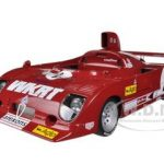 Alfa Romeo 33 TT 12 #2 1000km 1975 Monza Winner Merzario/Lafitte 1/18 by Autoart
