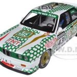 BMW E30 M3 DTM 1991 Tic Tac Berg #43 1/18 Diecast Car Model by Autoart