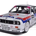BMW M3 (E30) DTM 1992 FINA C.Cecotto #7 1/18 Diecast Model Car by Autoart