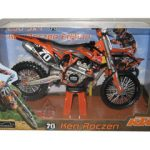 2012 Red Bull KTM 250 SX-F Ken Roczen #70 Dirt Motorcycle Model 1/12 by Automaxx