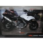 KTM 990 SM-T White/Black Motorcycle Model 1/12 by Automaxx