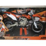 2013 KTM 450 SX-F Dirt Motorcycle Model 1/12 by Automaxx