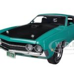 1970 Ford Torino Cobra Jet 429 Grabber Green 1/18 Limited to 1500pc  by Autoworld