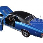 1967 Chevrolet Chevelle SS 427 Baldwin Motion Limited Edition to 1002pc 1/18 Diecast Model Car by Autoworld