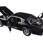 1970 Mercury Cougar Eliminator Black Limited Edition to 1002pcs 1/18 Diecast Model Car by Autoworld