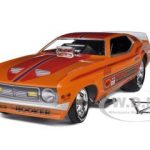 1971 Ford Mustang Steve Condit LA Hooker NHRA Funny Car 1/18 Diecast Model Car by Autoworld