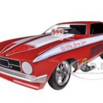 1972 Fosters King Cobra Ford Mustang NHRA Funny Car 1/18 Model Car by Autoworld