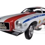 1970s Bruce Larson USA-1 Chevrolet Camaro Funny Car 1/18 Diecast Model Car by Autoworld