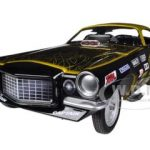1970s Jeg Coughlin Chevrolet Camaro NHRA Funny Car Limited to 1500pc 1/18 Diecast Model Car by Autoworld