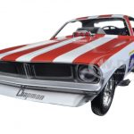 Ron ODonnells 1970 Plymouth Cuda Funny Car Damn Yankee Limited Edition to 750pc Worldwide 1/18 Model Car by Autoworld